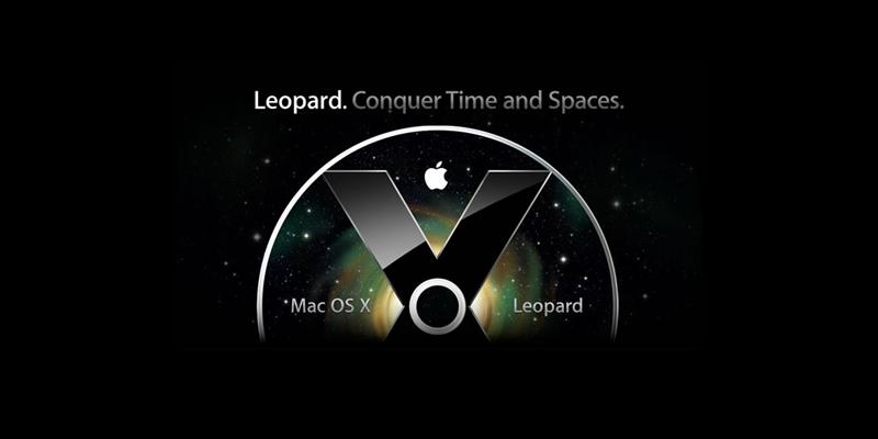 MacOS10.5でWeb共有