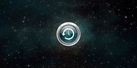 MacOS 10.7 Lion + Time Machine = エラー
