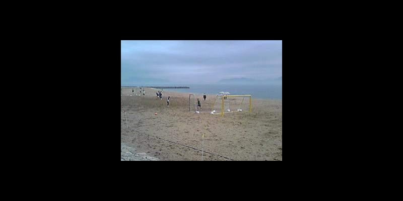 第9回御立岬ビーチサッカーフェスティバル