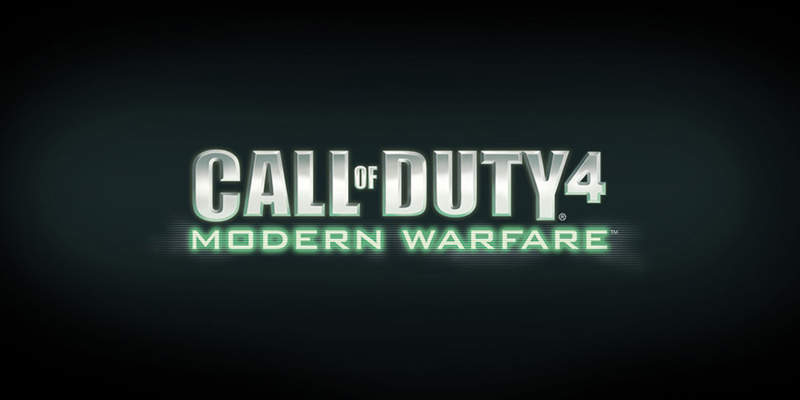 Call of Duty4 Modern Warfare [ Xbox360 ]