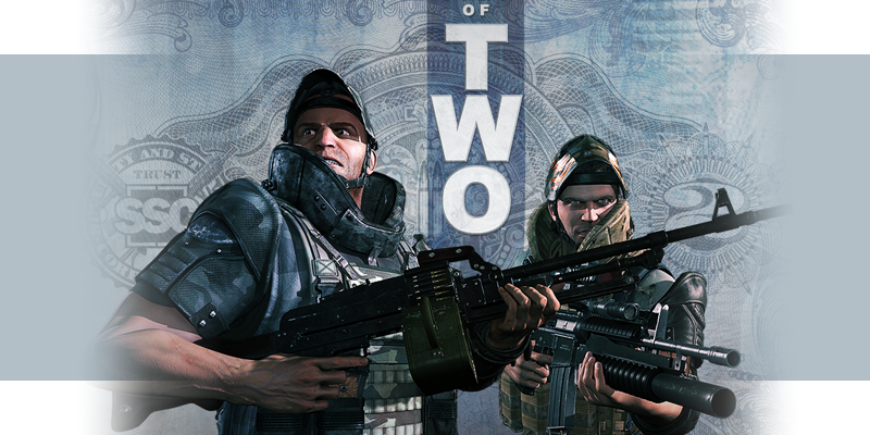 ARMY OF TWO [ Xbox360 ]
