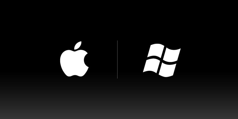 MacとWinと仕事環境