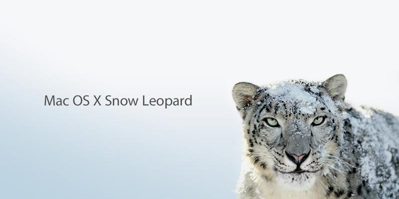 Mac OS10.6 Snow Leopard 64bit 1日経過