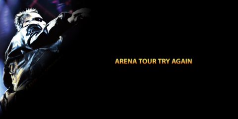 長渕剛 LIVE DVD「ARENA TOUR TRY AGAIN」