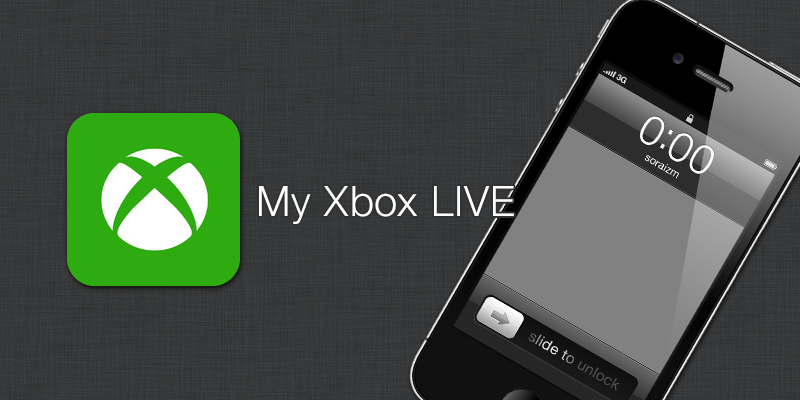 My Xbox LIVE [ iPhone App ]