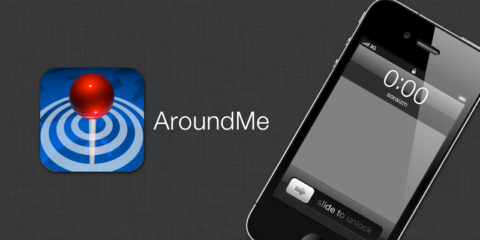 AroundMe [ iPhone App ]