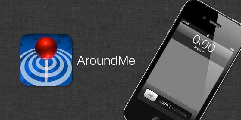 AroundMe [ iPhone App ]