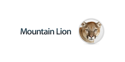 Mac OSX 10.8 Mountain Lion 移行完了♪