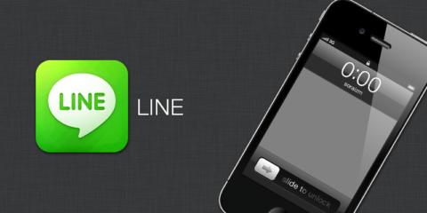 LINE [ iPhone App ]