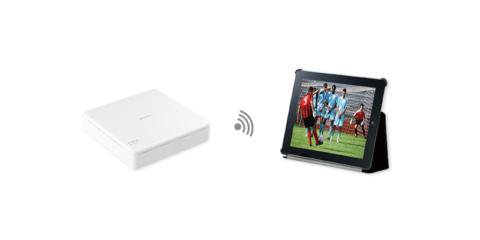 SoftBank デジタルTVチューナー STモード