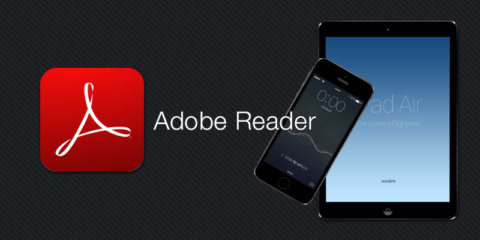 Adobe Reader [ iPhone・iPad App ]