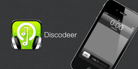 Discodeer [ iPhone App ]