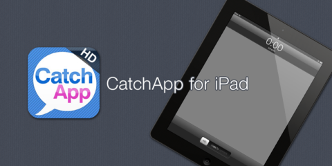 Catch app [ iPad App ]