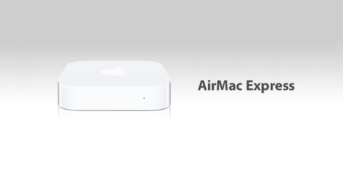 Aria Extreme N と AirMac Express(Mid2012)