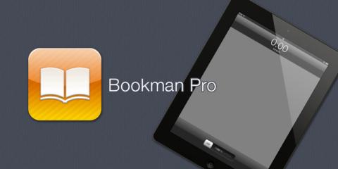 Bookman Pro [ iPad App ]