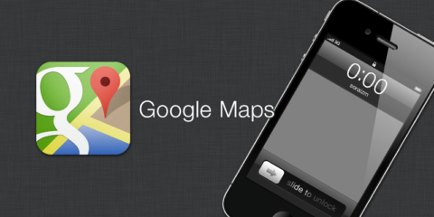 Google Maps [ iPhone App ]
