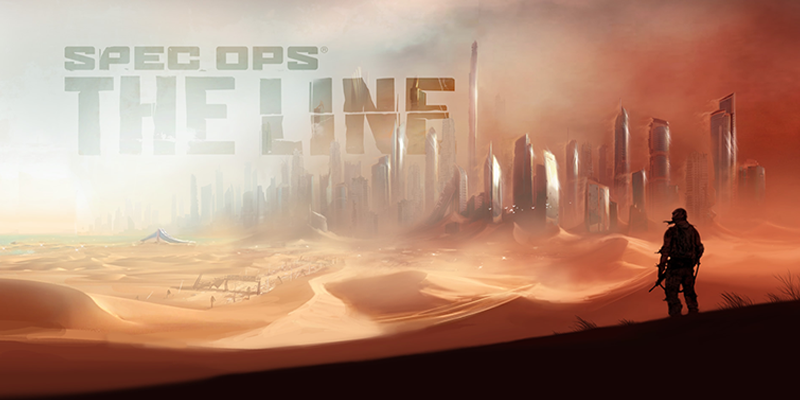 Spec Ops:The Line [ Xbox360 ]
