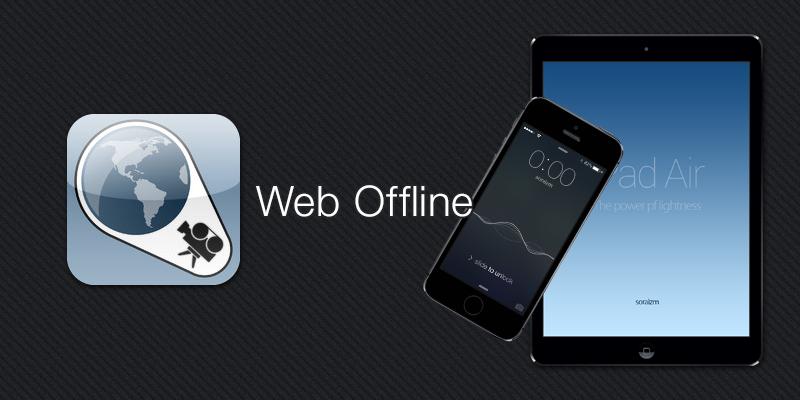 Web Offline [ iPhone・iPad App ]