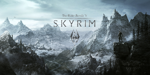 The Elder Scrolls V:Skyrim [ Xbox360 ]
