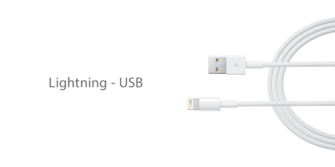 Lightning – USBケーブル