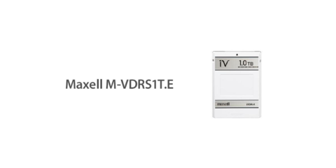 Maxell M-VDRS1T.E(iVカセット)
