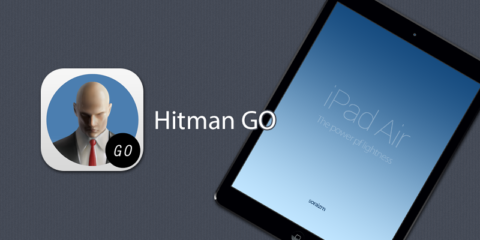 Hitman GO [ iPad App ]