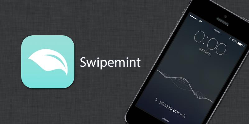 Swipemint [ iPhone App ]