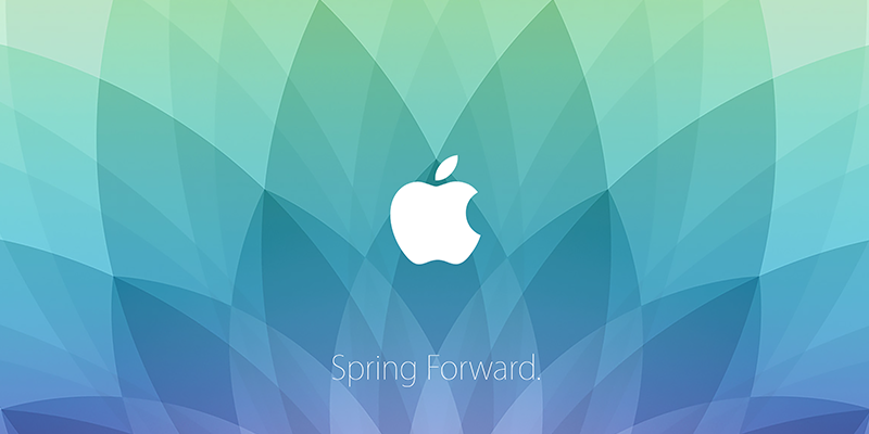Apple Special Event「Spring Forward」