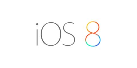 iPhoneとiPadをiOS8へアップグレード