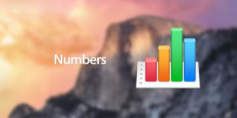 簡単な家計簿的なモノをNumbersに移行