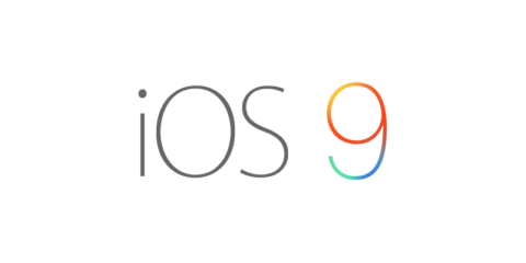 iOS9へアップグレード