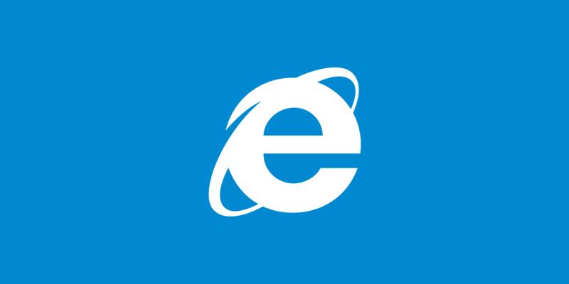 Internet Explorer サポートポリシー