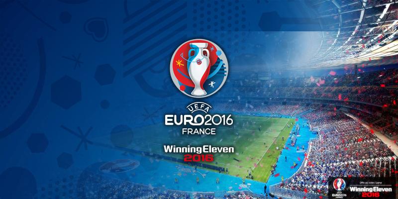 UEFA EURO・ウイニングイレブン 2016 [ PS4 ]