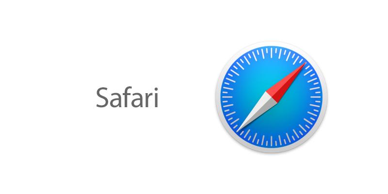 Safariのレスポンシブ・デザイン・モードが便利♪