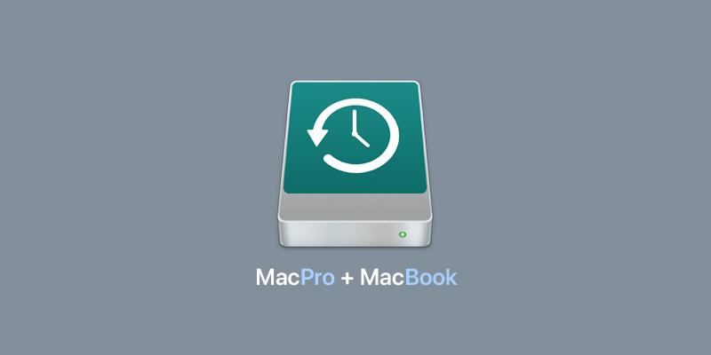 複数のMacから1つのTime Machine用HDDにバックアップ