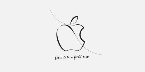 Apple Special Event「Left's take a field trip」