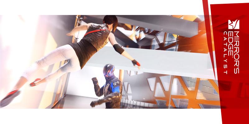 Mirror's Edge:Catalyst [ PS4 ]