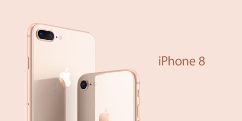 iPhone 8 に機種変更♪