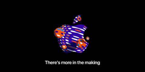 Apple Special Event「There's more in the making.」