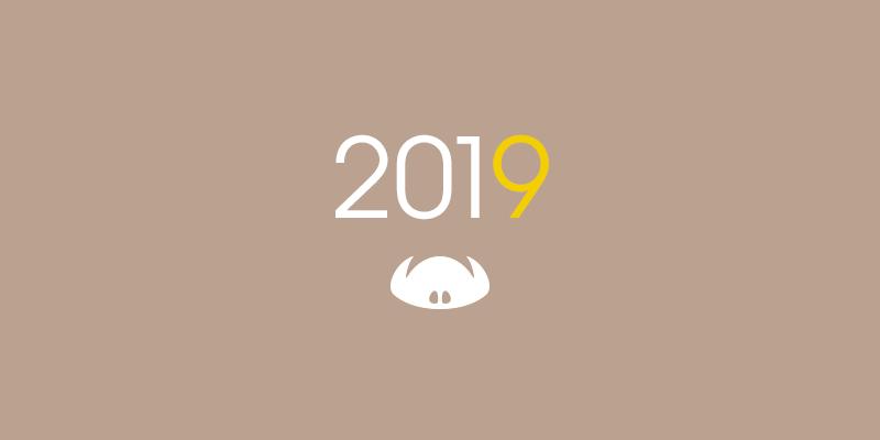 Happy New Year 2019 ♪♪