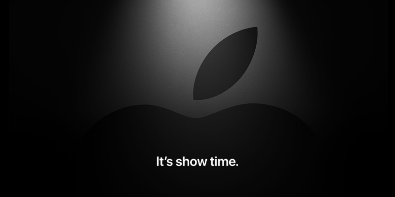 Apple Special Event「It's show time.」