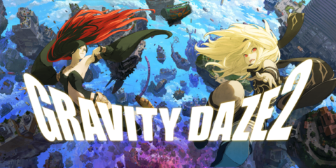 GRAVITY DAZE 2 [ PS4 ]