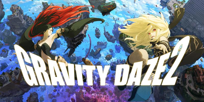 GRAVITY DAZE 2 [ PS4 ]