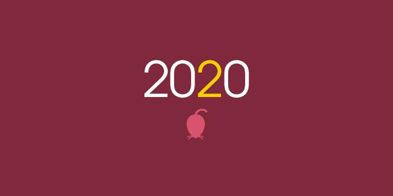 Happy New Year 2020 ♪♪