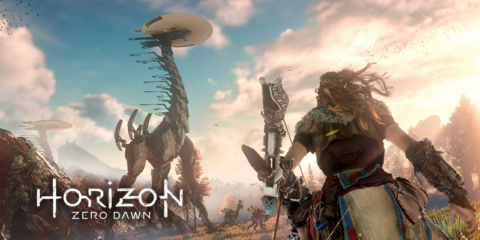 Horizon Zero Dawn Complete Edition [ PS4 ]