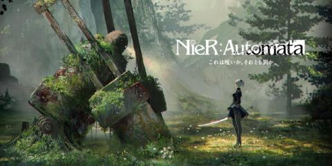 NieR:Automata [ トロフィー:48/48 ]