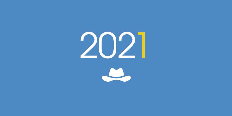 Happy New Year 2021 ♪♪