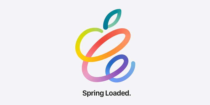 "Apple Event ""Spring Loaded."""